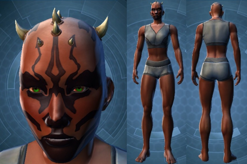 Swtor Akaavi Spar Customization Default