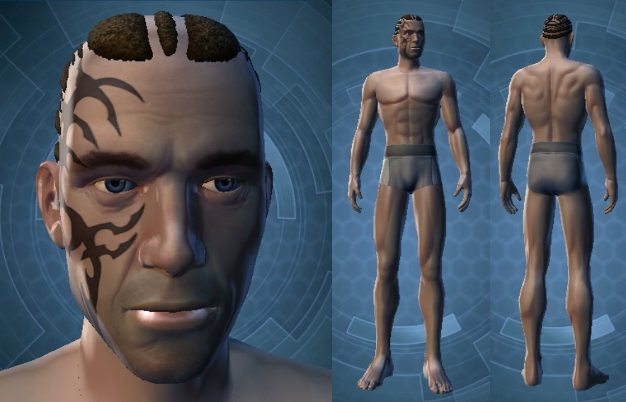 Swtor Andronikos Revel Customization 1