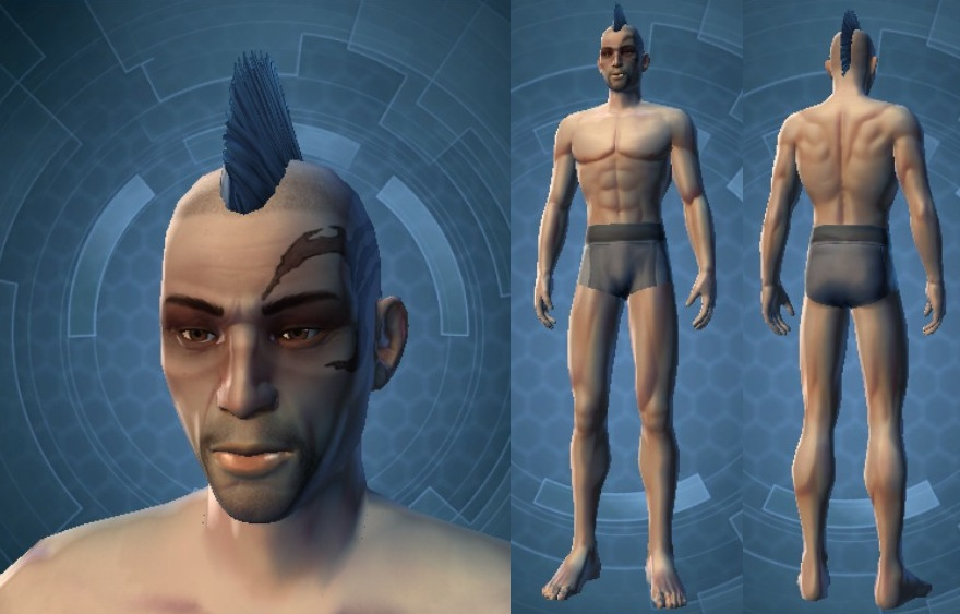 Swtor Andronikos Revel Customization 3
