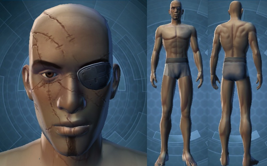 Swtor Andronikos Revel Customization 5