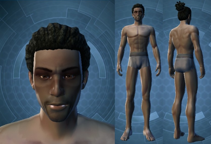 Swtor Andronikos Revel Customization 6