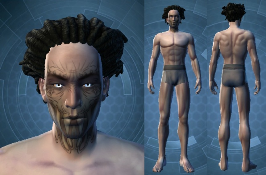 Swtor Andronikos Revel Customization 9