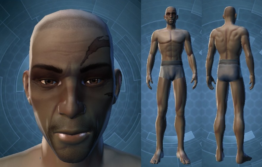 Swtor Andronikos Revel Customization Default
