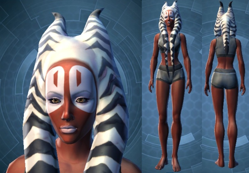Swtor Ashara Zavros Customization 3