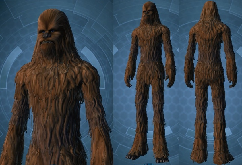 Swtor Bowdaar Customization 1