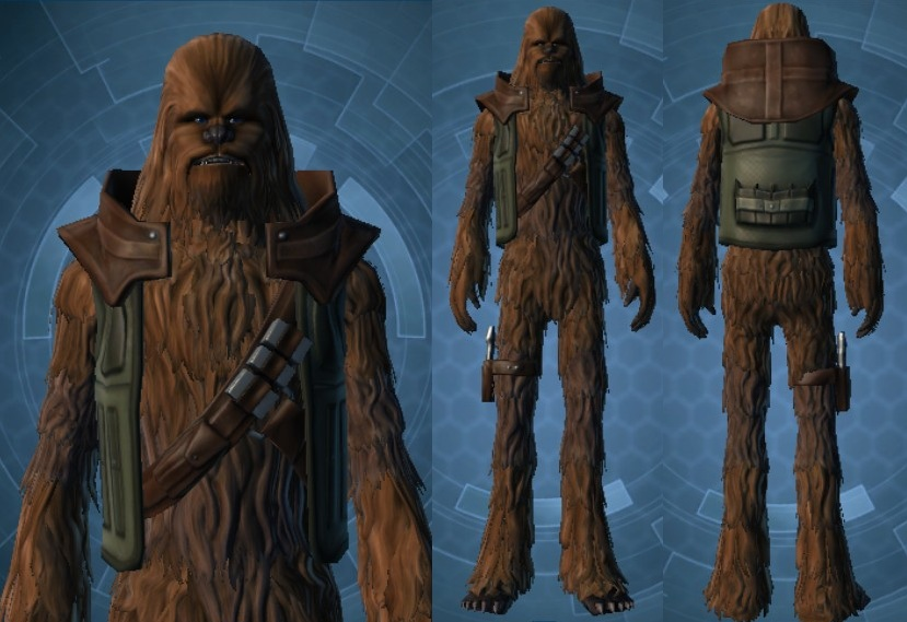 Swtor Bowdaar Customization 4