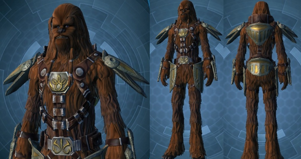 Swtor Bowdaar Customization 6