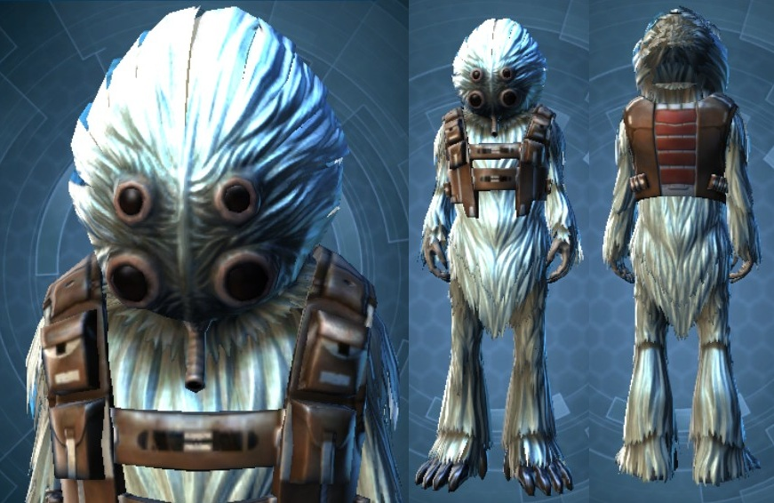 Swtor Broonmark Customization 2