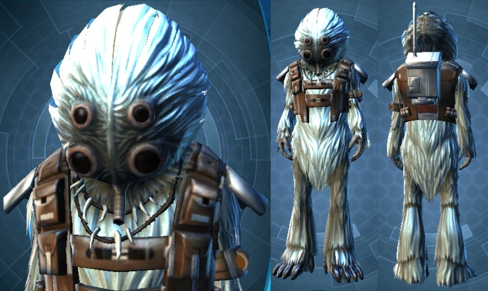 Swtor Broonmark Customization 3