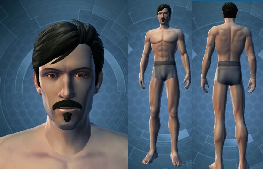 Swtor Doc Customization Default