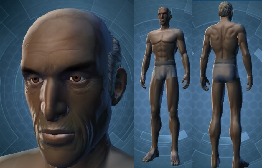 Swtor Doctor Lokin Customization 1