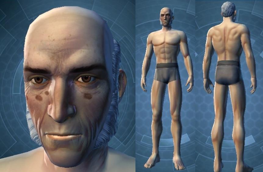 Swtor Doctor Lokin Customization 3