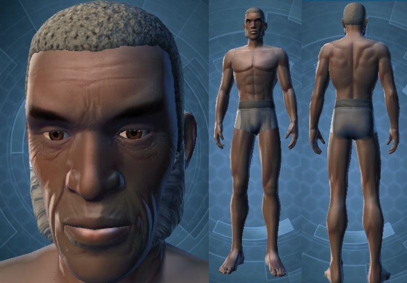 Swtor Doctor Lokin Customization 4