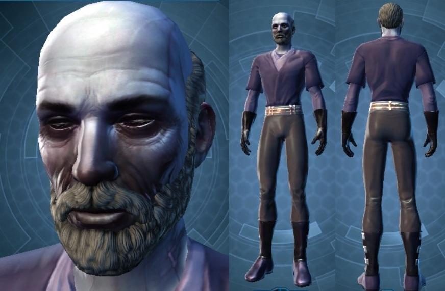 Swtor Doctor Lokin Customization 8