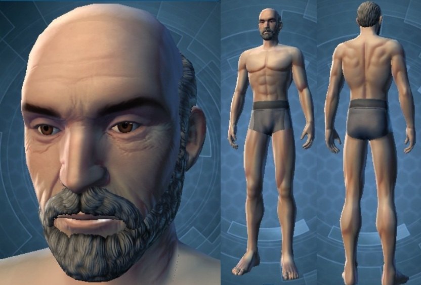 Swtor Doctor Lokin Customization Default