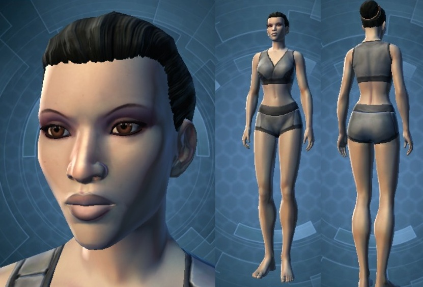 Swtor Elara Dorne Customization 5