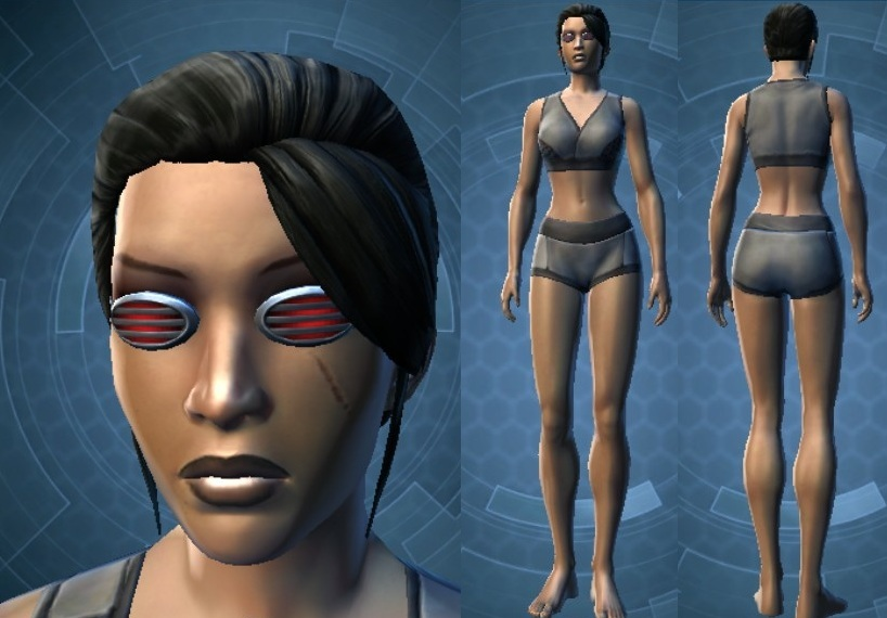 Swtor Elara Dorne Customization 9