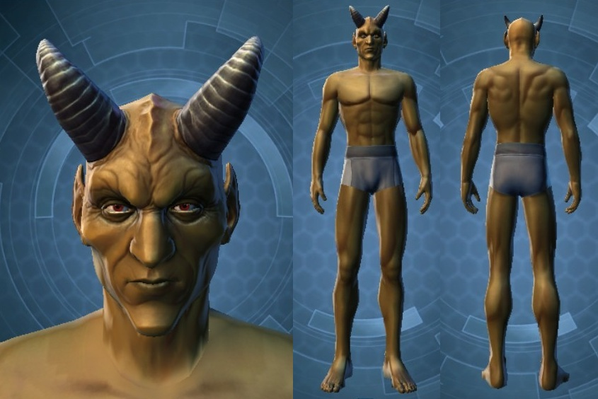 Swtor Gault Customization 5
