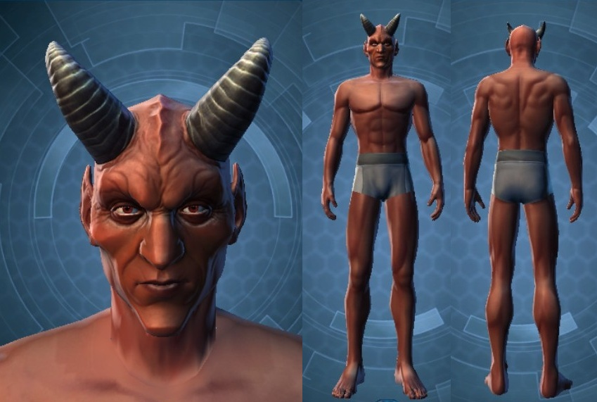 Swtor Gault Customization 6