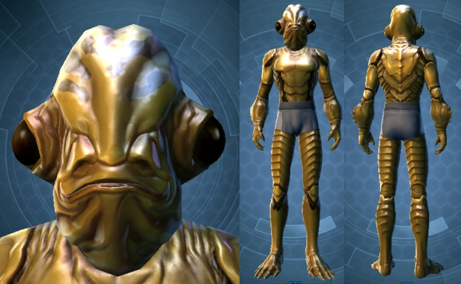 Swtor Guss Customization Default