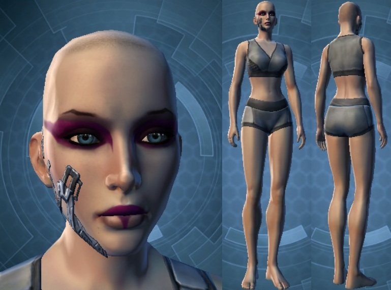 Swtor Jaesa Willsaam Dark Customization 3