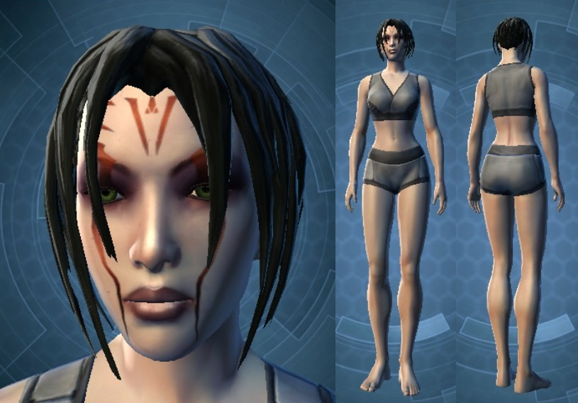 Swtor Jaesa Willsaam Dark Customization 4