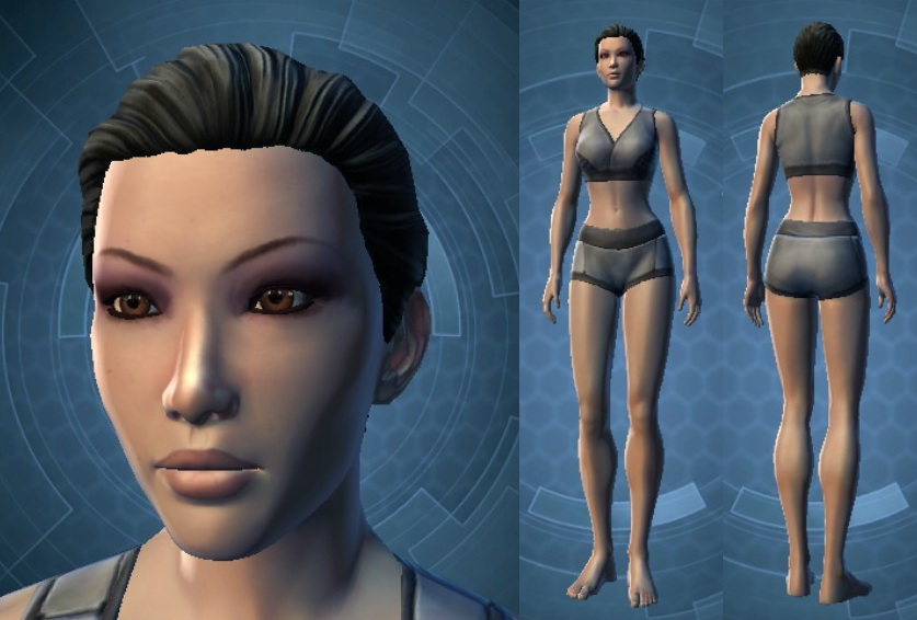 Swtor Jaesa Willsaam Light Customization 1