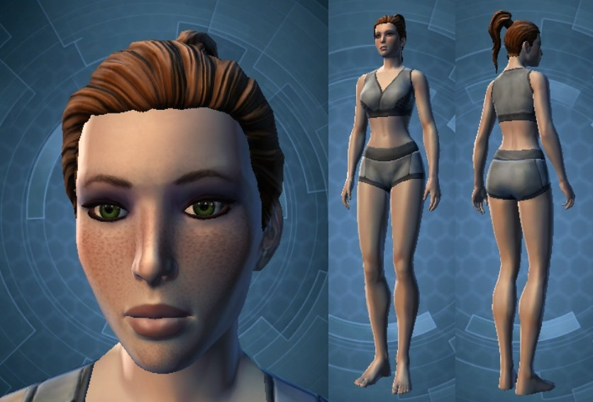Swtor Jaesa Willsaam Light Customization 3