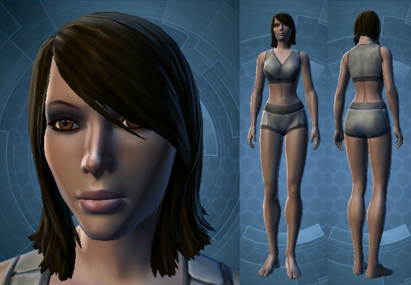 Swtor Jaesa Willsaam Light Customization Default