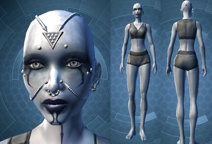 Swtor Kaliyo Djannis Customization 1