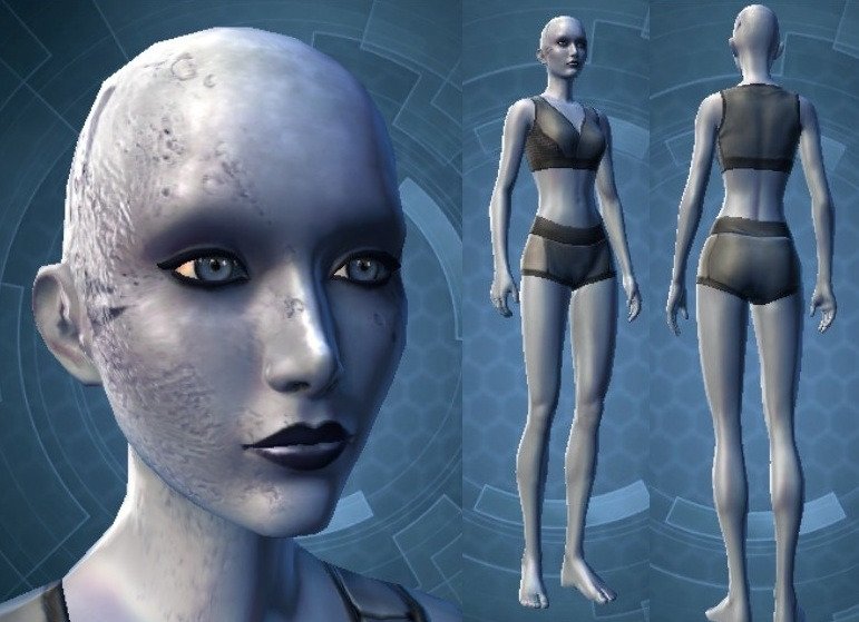 Swtor Kaliyo Djannis Customization 4