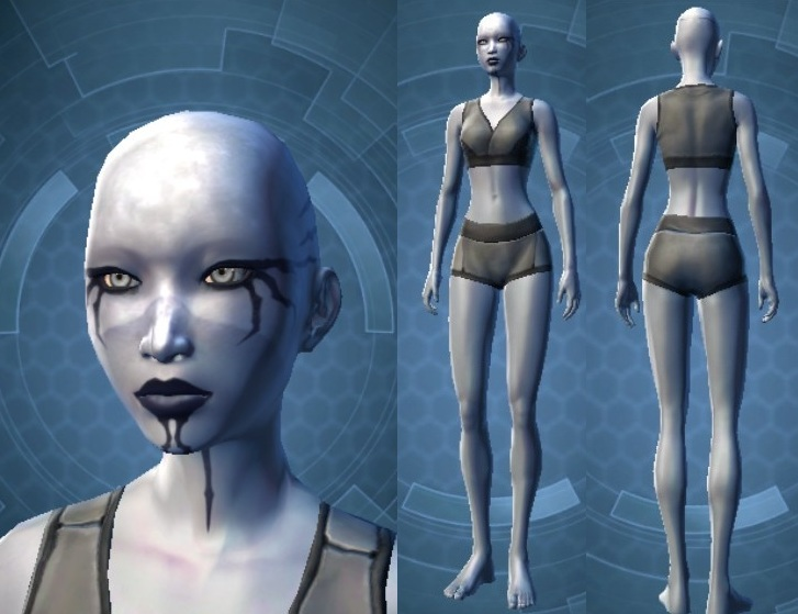 Swtor Kaliyo Djannis Customization 5