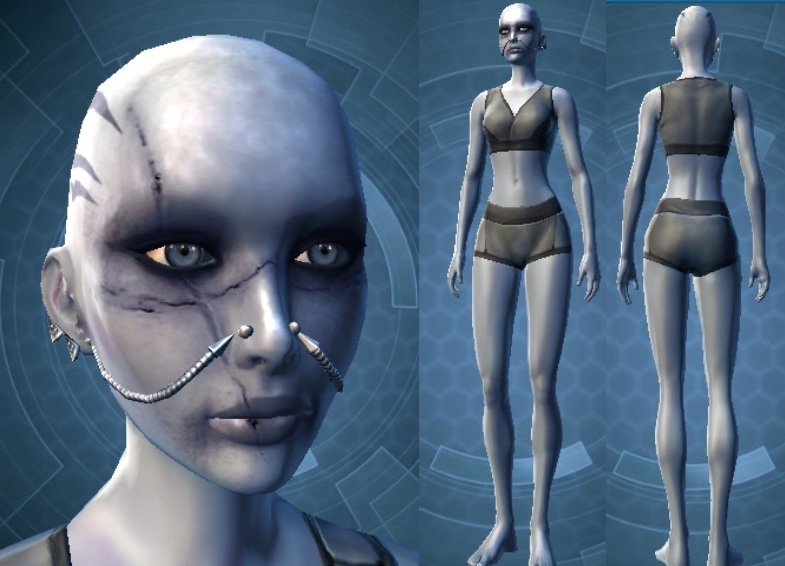 Swtor Kaliyo Djannis Customization 6
