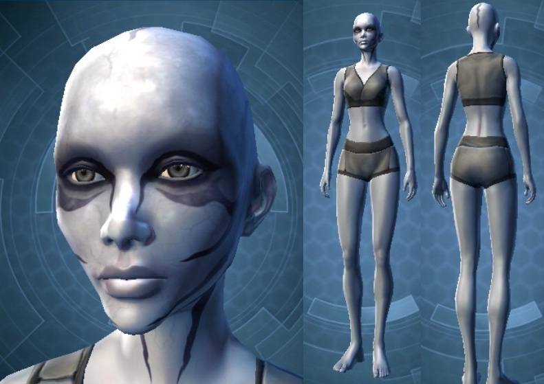 Swtor Kaliyo Djannis Customization 7