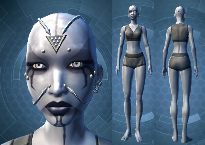 Swtor Kaliyo Djannis Customization 8