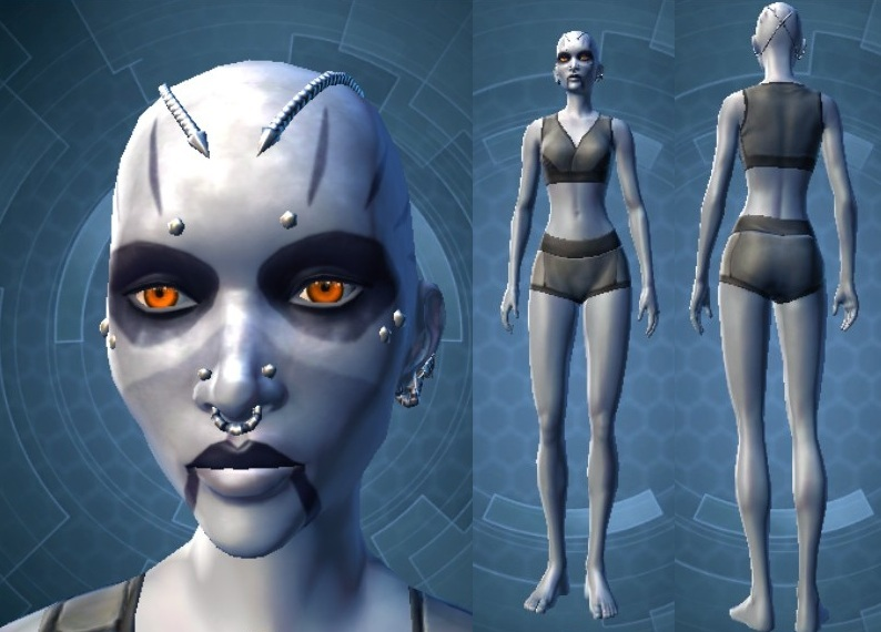 Swtor Kaliyo Djannis Customization 9