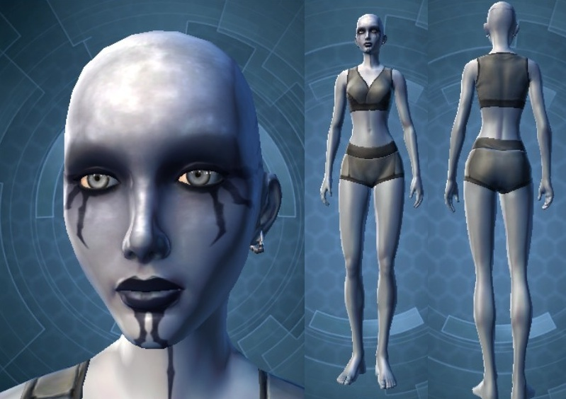 Swtor Kaliyo Djannis Customization Default