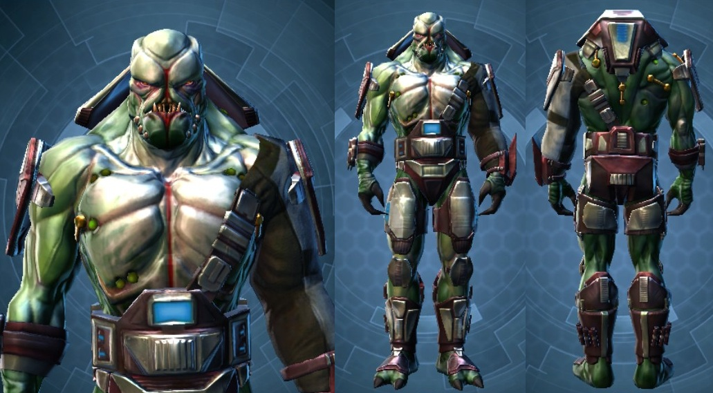 Swtor Khem Val Customization 12