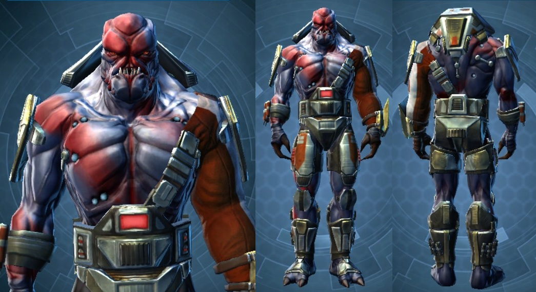 Swtor Khem Val Customization 13