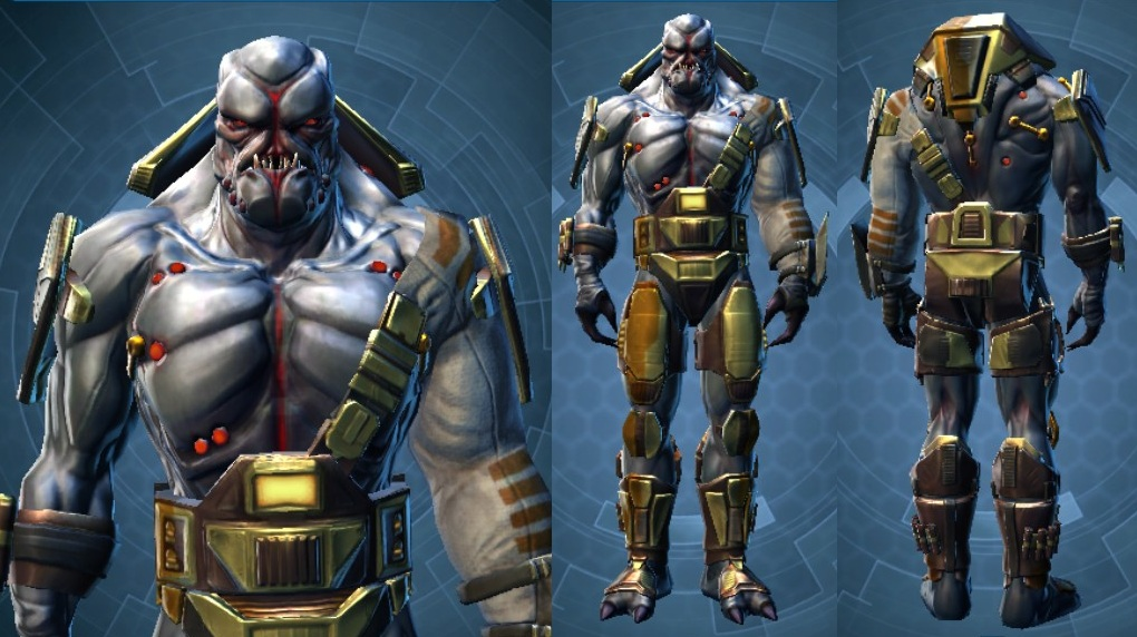 Swtor Khem Val Customization 14