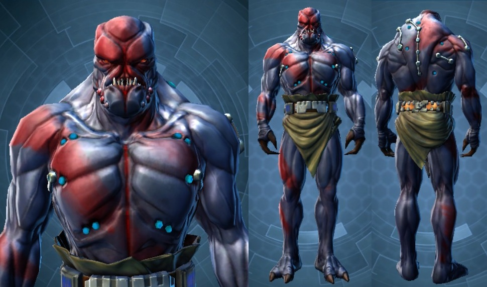 Swtor Khem Val Customization 3