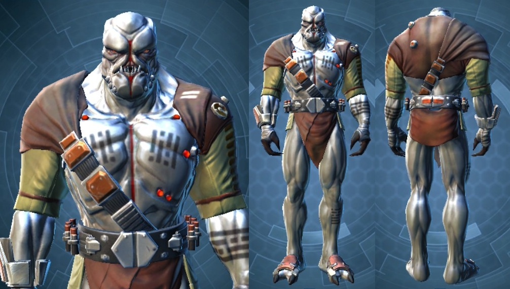 Swtor Khem Val Customization 5