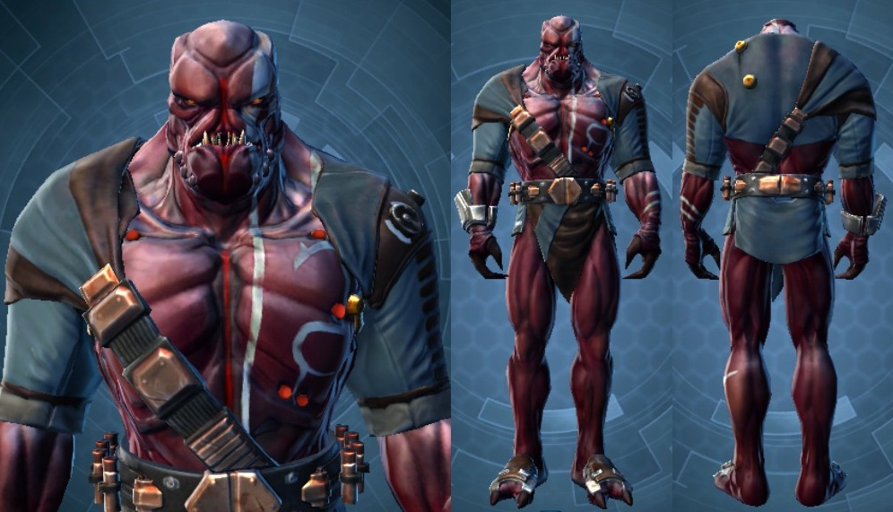 Swtor Khem Val Customization 6
