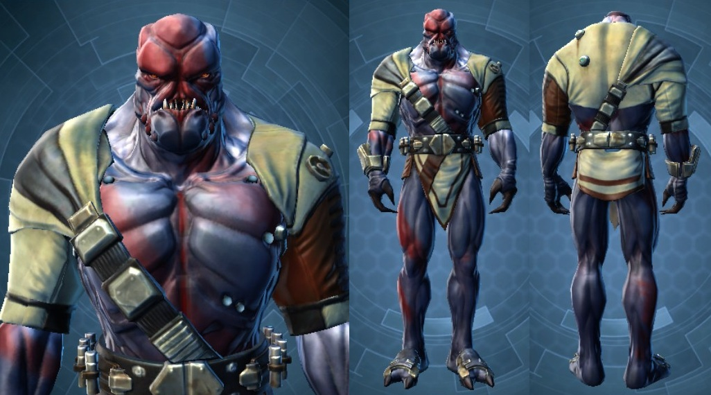 Swtor Khem Val Customization 8