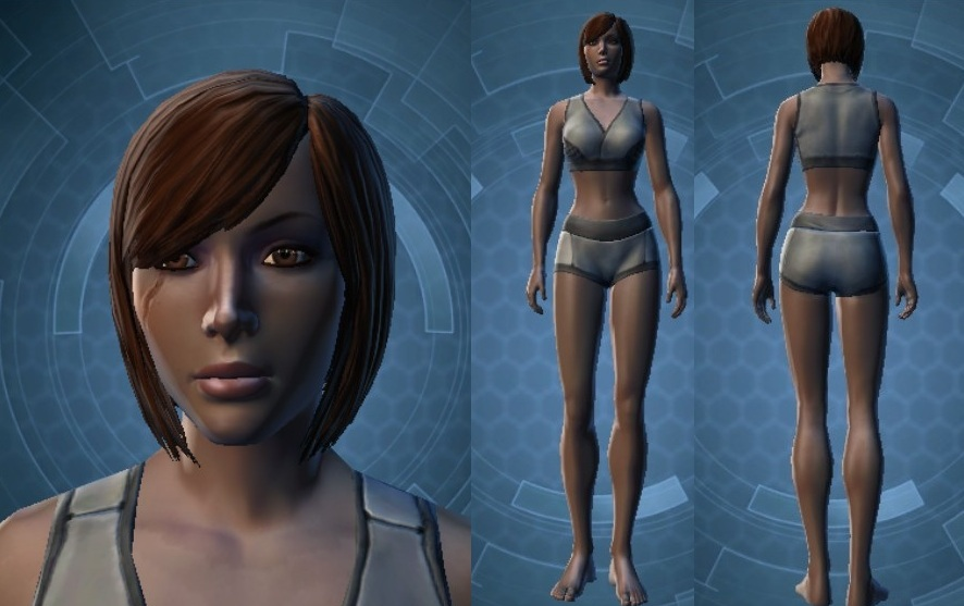 Swtor Kira Carsen Customization 1