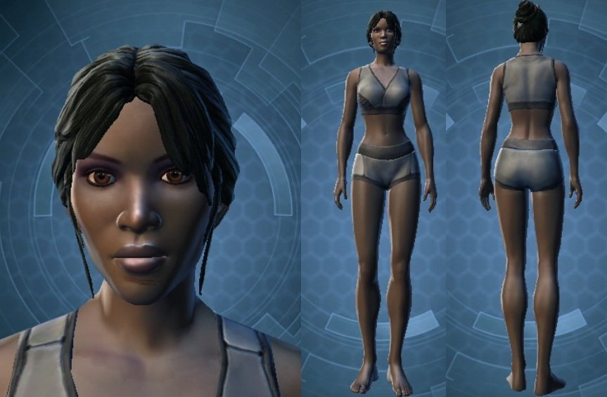 Swtor Kira Carsen Customization 2