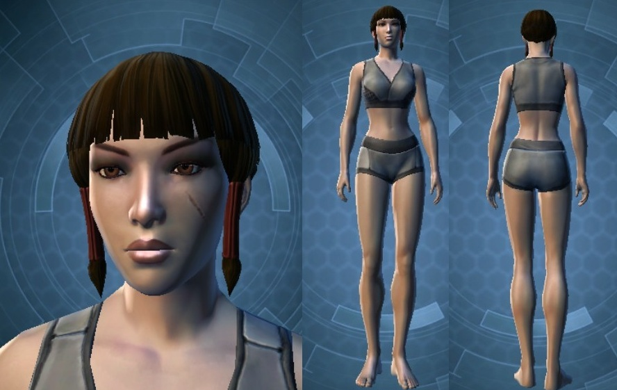 Swtor Kira Carsen Customization 3