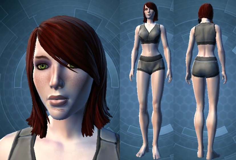 Swtor Kira Carsen Customization 6