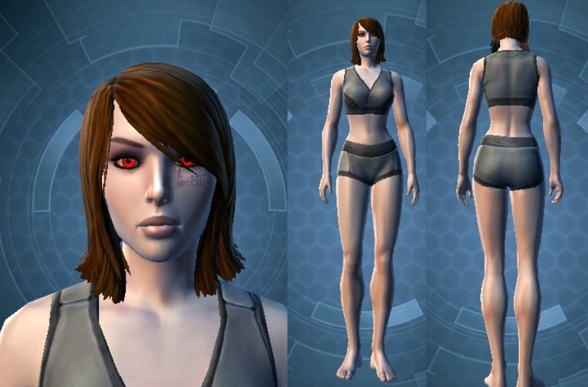 Swtor Kira Carsen Customization 8