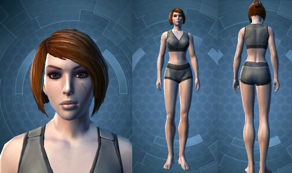 Swtor Kira Carsen Customization Default